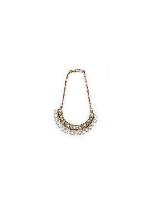 Champagne Shimmer Necklace