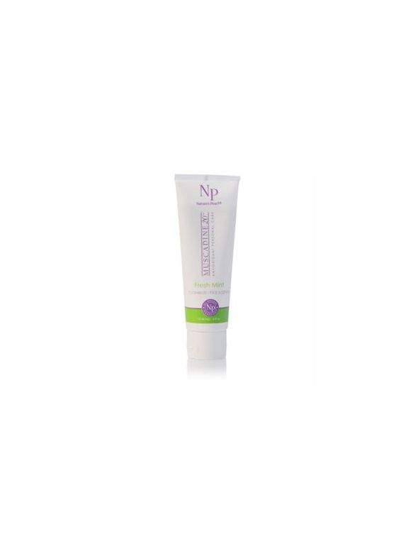 Muscadine 20 Fresh Mint Toothpaste