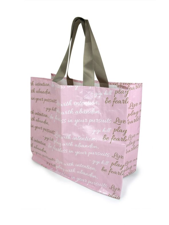 Carrie Grocery Bag
