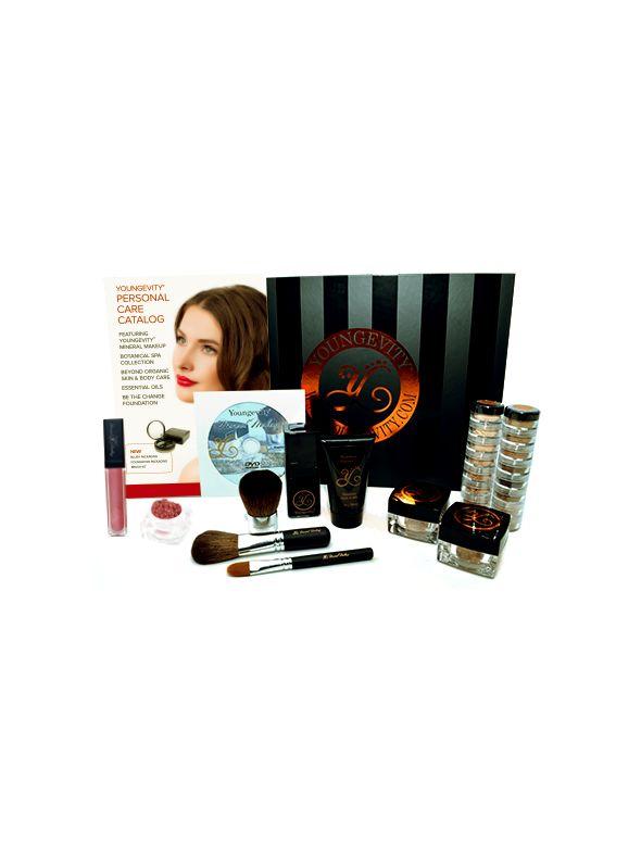 Mineral Makeup Social Kit